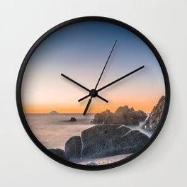 Tranquil Sea Wall Clock