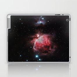 The Great Nebula in Orion Laptop & iPad Skin
