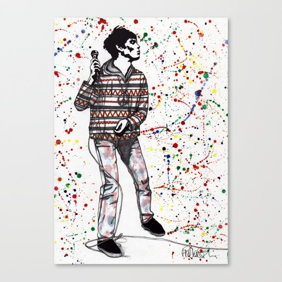 TWISTERELLA - Stoned Canvas Print