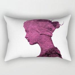 WORLD IS MY TEXTURE Rectangular Pillow