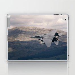 Mach Loop F-15 Laptop & iPad Skin