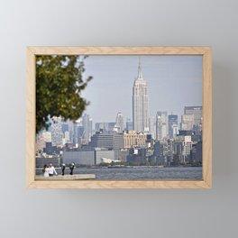 The Perfect Spot Framed Mini Art Print