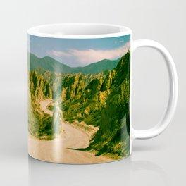 Quebrada de las Flechas Coffee Mug