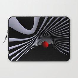 opart -59- inside the donut Laptop Sleeve