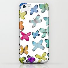 For A Friend: Butterflies iPhone 5c Slim Case