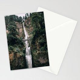 Multnomah Falls III / Oregon Stationery Cards