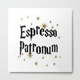 expreso patronum star Metal Print