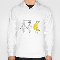 rubyetc Hoodies featuring beautiful body shapes by rubyetc