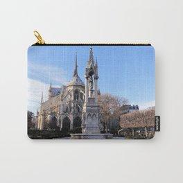 Cathédrale Notre-Dame de Paris Carry-All Pouch