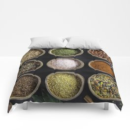 Spices Comforters