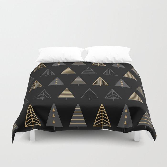 MODERN CHRISTMAS TREES 2 Bettbezug