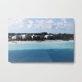 Bahamas Cruise Series 85 Metal Print