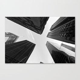 WallStreet NYC Canvas Print