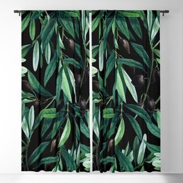 Olive Blackout Curtain