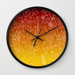 Science yo! Wall Clock