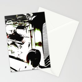 Hot Rod Stationery Cards