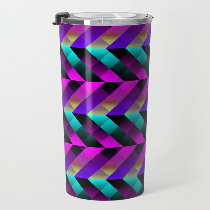 Dark Purple Travel Mug