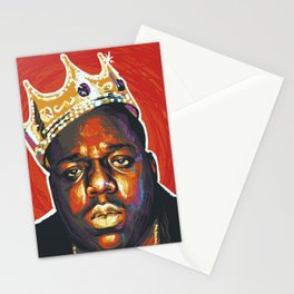 Notorious Biggie - BIG Stationery Cards
