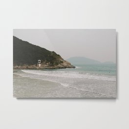 From Big Wave Bay Metal Print