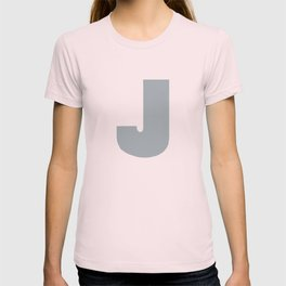 J is for... T-shirt