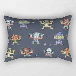 Halloween_pattern Rectangular Pillow