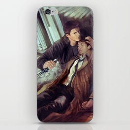 Supernatural Protecting something so Holy iPhone Skin