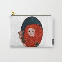 Merida from Brave Carry-All Pouch