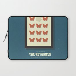 The Returned, french tv series, minimalist, alternative poster, Canal+ Laptop Sleeve