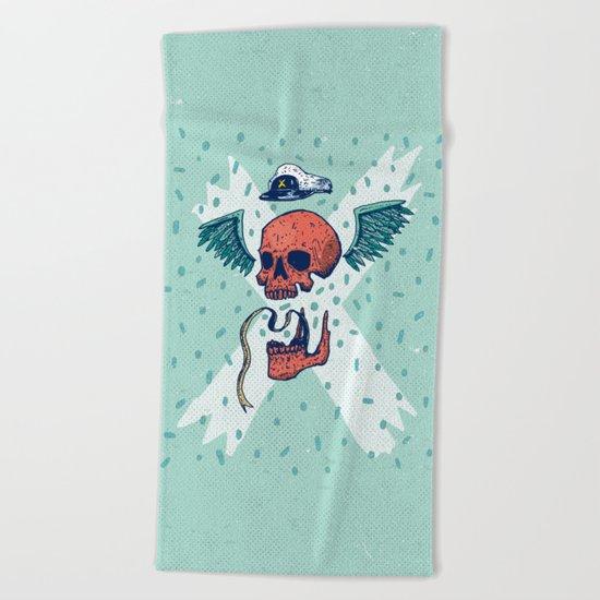 Sky High Beach Towel