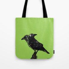 A Crow Tote Bag