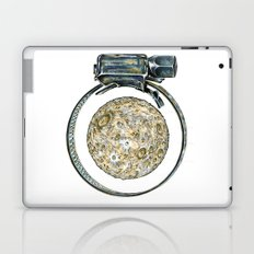 This is not a clamp. Just my imagination. Laptop & iPad Skin