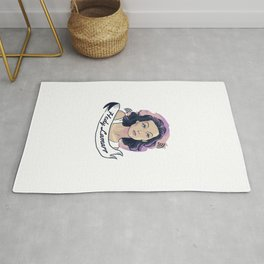 Hedy Lamarr Rug