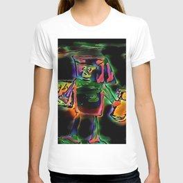 Robot servant T-shirt
