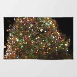 Rockport's Christmas tree Rug