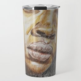 Michonne Travel Mug