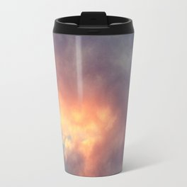 Fiery cloud Travel Mug