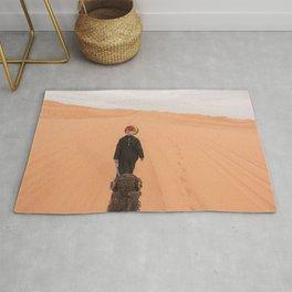 Desert Trek II - Sahara, Morocco Rug