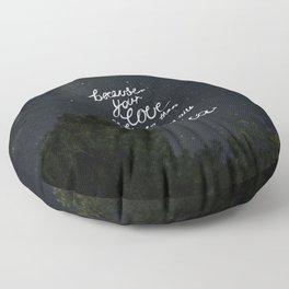 Glorify Floor Pillow