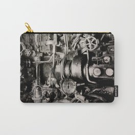 Souvenir of Modern Times Carry-All Pouch