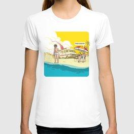 Yeah beach! 2.0 T-shirt