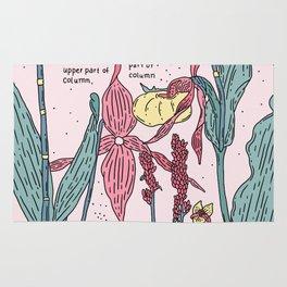 Botanique Rug
