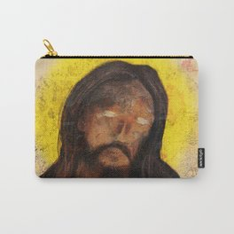 Jumpsuit Jesus Carry-All Pouch