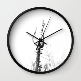 The Hollow Wall Clock