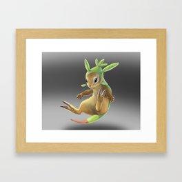 Chespin Framed Art Print