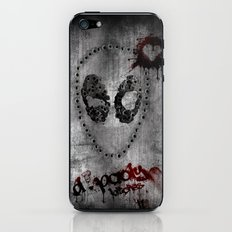 D.Pooly iPhone & iPod Skin