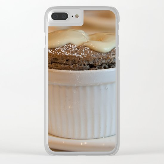 Yum Yum Clear iPhone Case