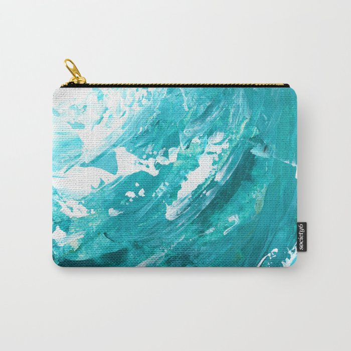OCEAN BREEZE Carry-All Pouch