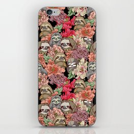 Because Sloths iPhone Skin