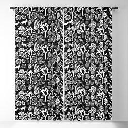"Joshua Tree Pattern ""Yucca Bali"" by CREYES Blackout Curtain"