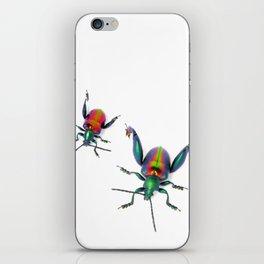 Frog-legged Pair iPhone Skin